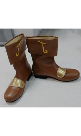 JB001 pirate jake boots