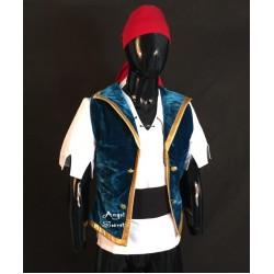 JP002 jake and the neverland pirates costume
