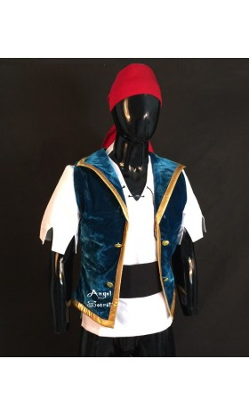 JP002 jake and the neverland pirates costume