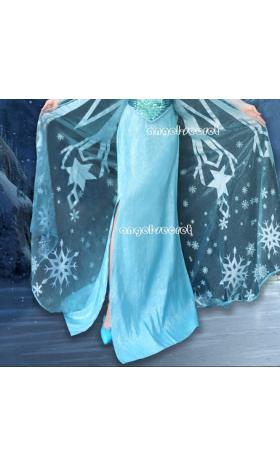 L80 Elsa Blue skirt only of 3800