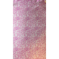 MAT144  Rapunzel's floral sewing fabric of P144 vest