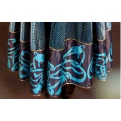 MAT166XX  Merida fabric for bottom panel