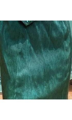 MAT3B meter Frozen Inspired Elsa silver blue viscose Fabric Cape  138CM Wide NWT