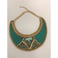 NE77  jasmine  necklace