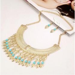 NE78  jasmine  necklace