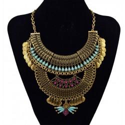 NE79  jasmine  necklace