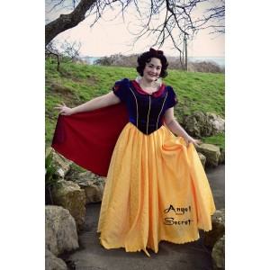 P137 SNOW WHITE costume PARK VERSION