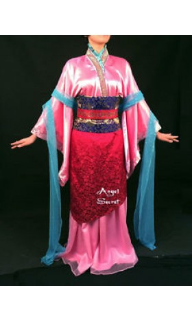 p138  new  mulan costume