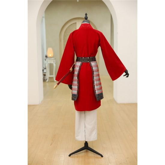 p139  new  mulan costume 2020