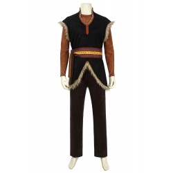 P152  Frozen2 kristoff cosplay costume