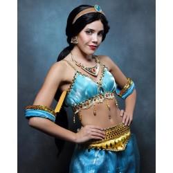 P177 princess jasmine bra belt and pants