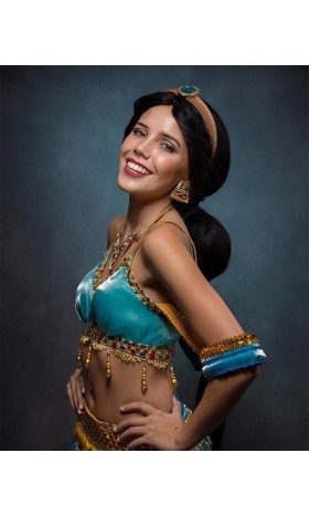 P177B  princess jasmine top only.