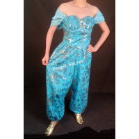 P187 princess jasmine bra belt and pants