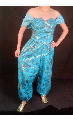 P187 princess jasmine bodice and pants