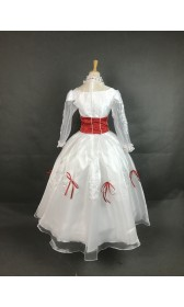 J236 women dress mary poppins Returns movies