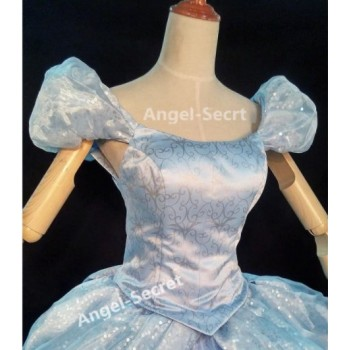 P259B Cinderella park version bodice only (developing new fabric)