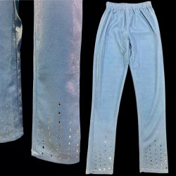 p908 Frozen2 Elsa show yourself five spirit Pants