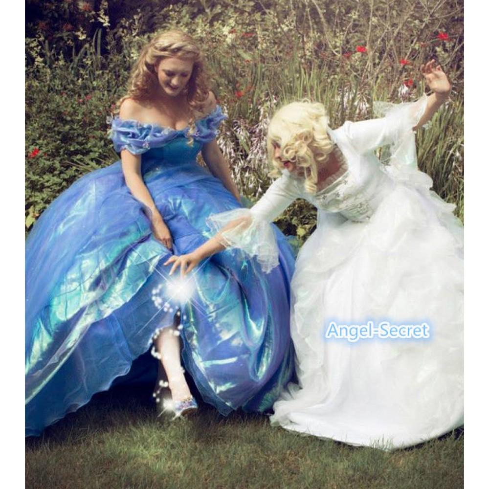 p388 new fairy godmother cinderella 2015 movie white