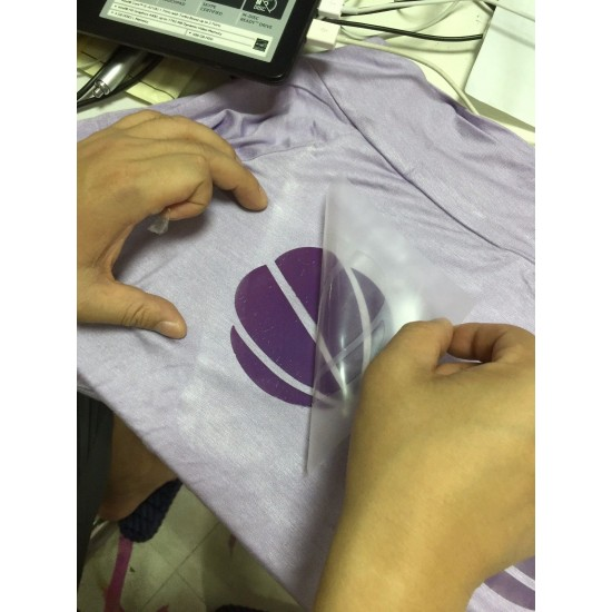HT001 mermaid shells heat transfer sticker make your own Ariel tee DIY