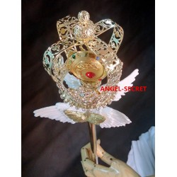 S155 Sailor Moon cosplay princess  scepter only.