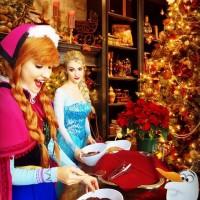Anna (N787), Elsa (J999)