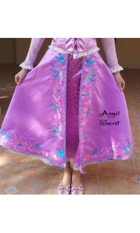 SS144 skirt only of P144 for Tangled Rapunzel