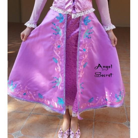 SS144 skirt only of P144 for Tangled Rapunzel