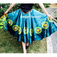 SS7 skirt only of J959 for frozen fever Anna