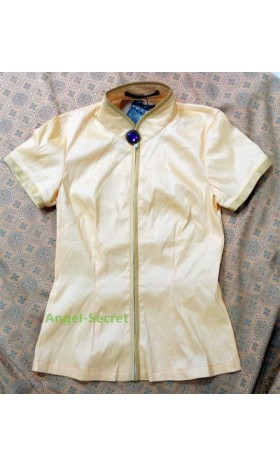 top12 of J959 anna frozen fever stretch shirt only tailor made kid adult