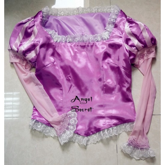 Top144 undershirt only of P144 for Tangled Rapunzel