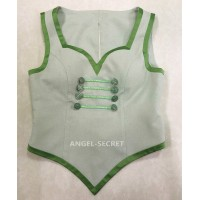 VS380 COSPLAY FROZEN ANNA Princess Costume  corset only.
