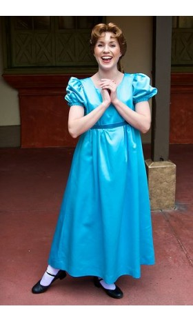 W01 Wendy Darling on peter pan