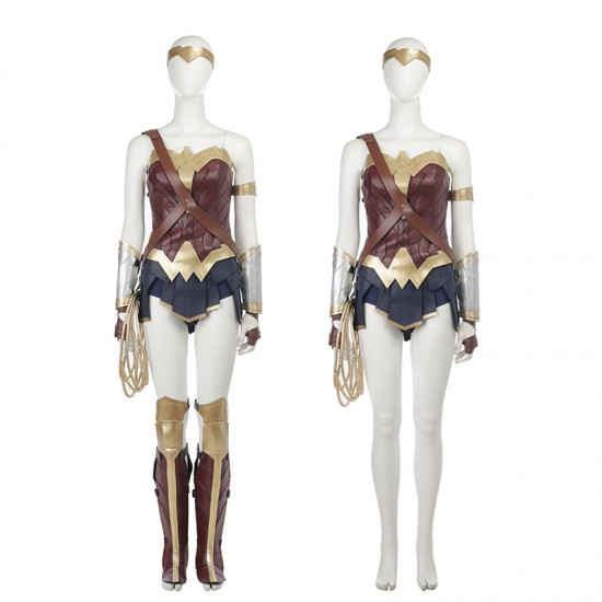 WM101 Wonder woman 2017 costumes full set.