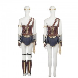 WM101 Wonder woman 2017 costumes full set.