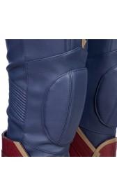 A016 Marvel Captain Marvel Carol Susan Jane Danvers cosplay costume