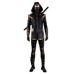 A018 Marvel Comics Avengers endgame Hawkeye ronin cosplay costumes