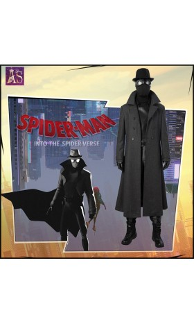 S002  Marvel Spider-Man: Into the Spider-Verse Peter Parker cosplay costumes