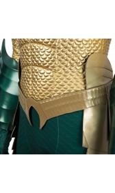 A015 DC Comics Aquaman Arthur Curry cosplay costume