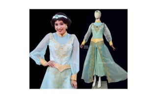 Jasmine Costume: A significant source of amazement