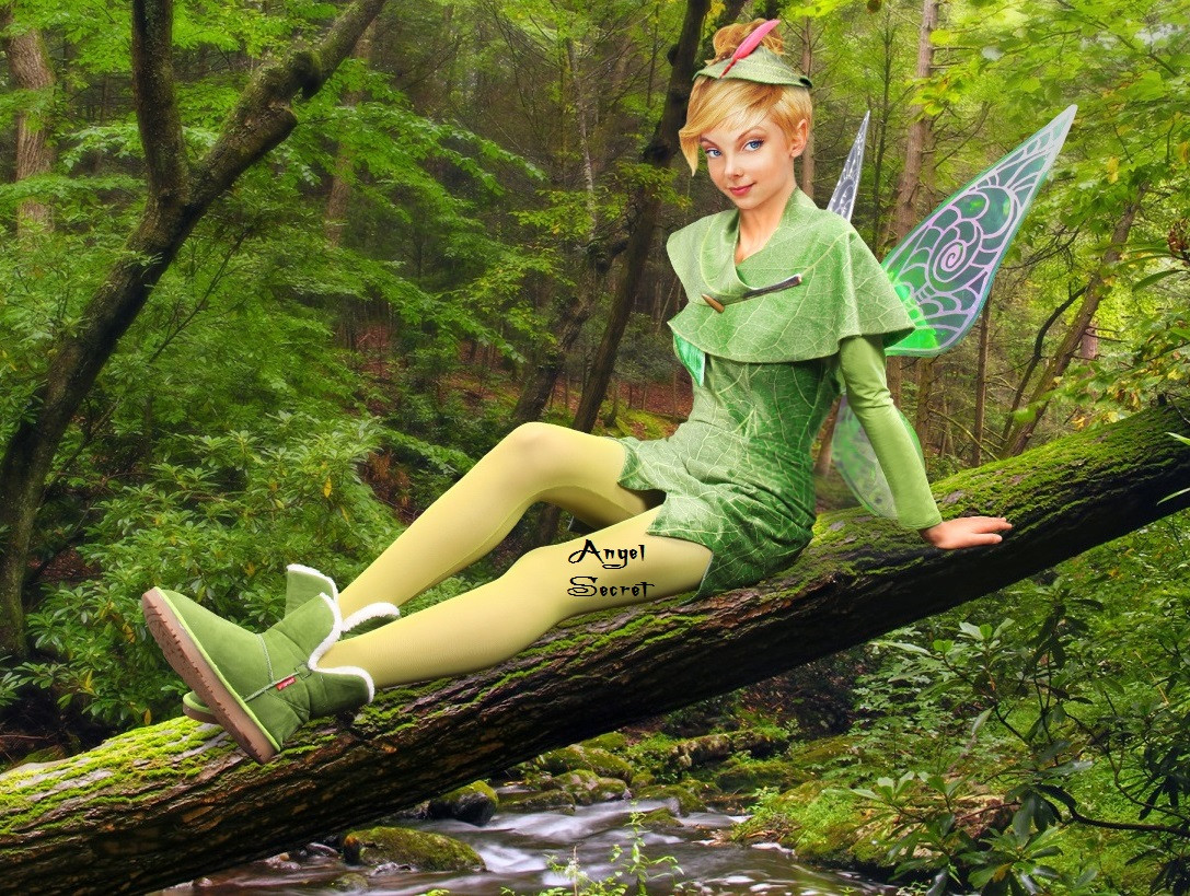 An error occurred.  sc 1 st  angel-secret & WN1 Tinkerbell Fairy COSPLAY Costume Wings wedding shoot ...